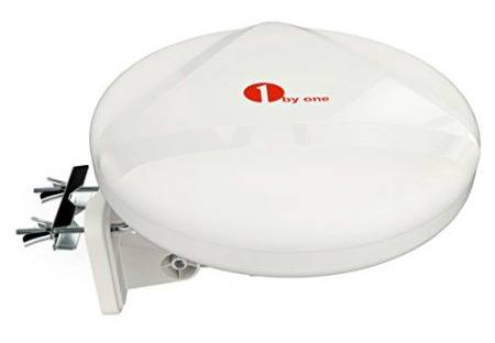 Outdoor Antenna with Omni-directional 360° Reception