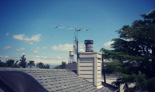 Install The Antenna In A High Location