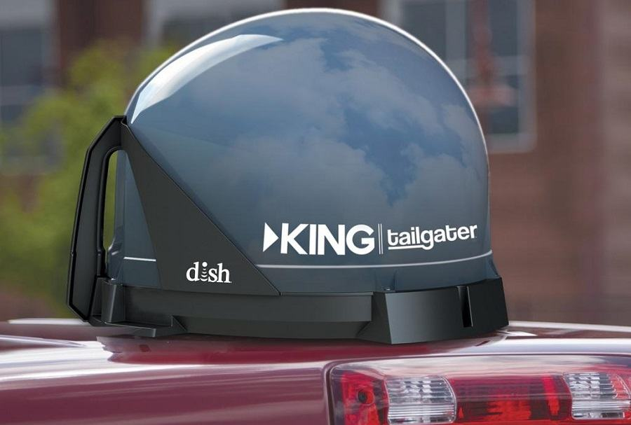 KING Portable Satellite TV Antenna Review