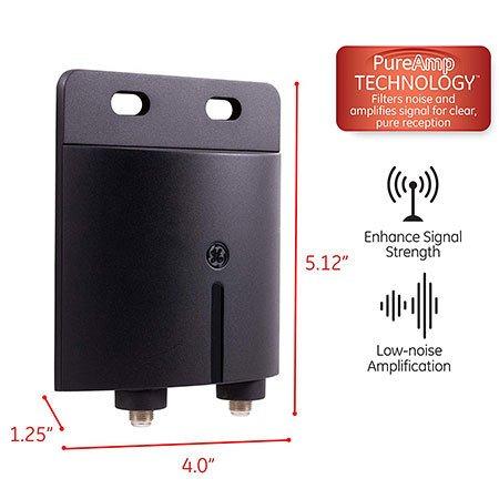 2-GE-outdoor-TV-Antenna-Amplifier