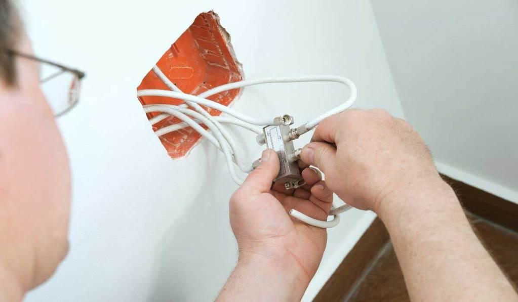 Install an Outdoor Antenna