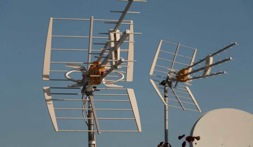 Rooftop-Antenna